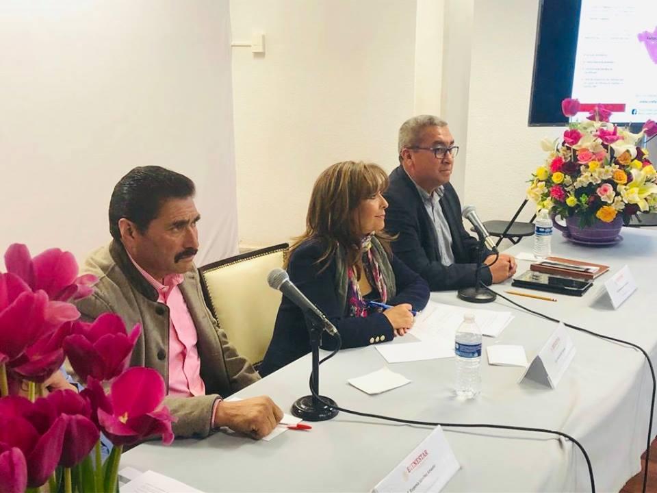 2 NUEVAS UNIVERSIDADES SE CONSTRUIRÁN EN TLAXCALA;ANUNCIA LORENA CUELLAR