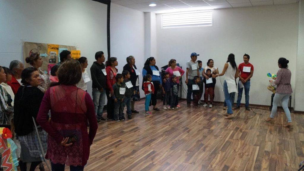 LLEVAN A CABO CELEBRACIÓN DEL DÍA DE LA FAMILIA EN SAN PABLO DEL MONTE.