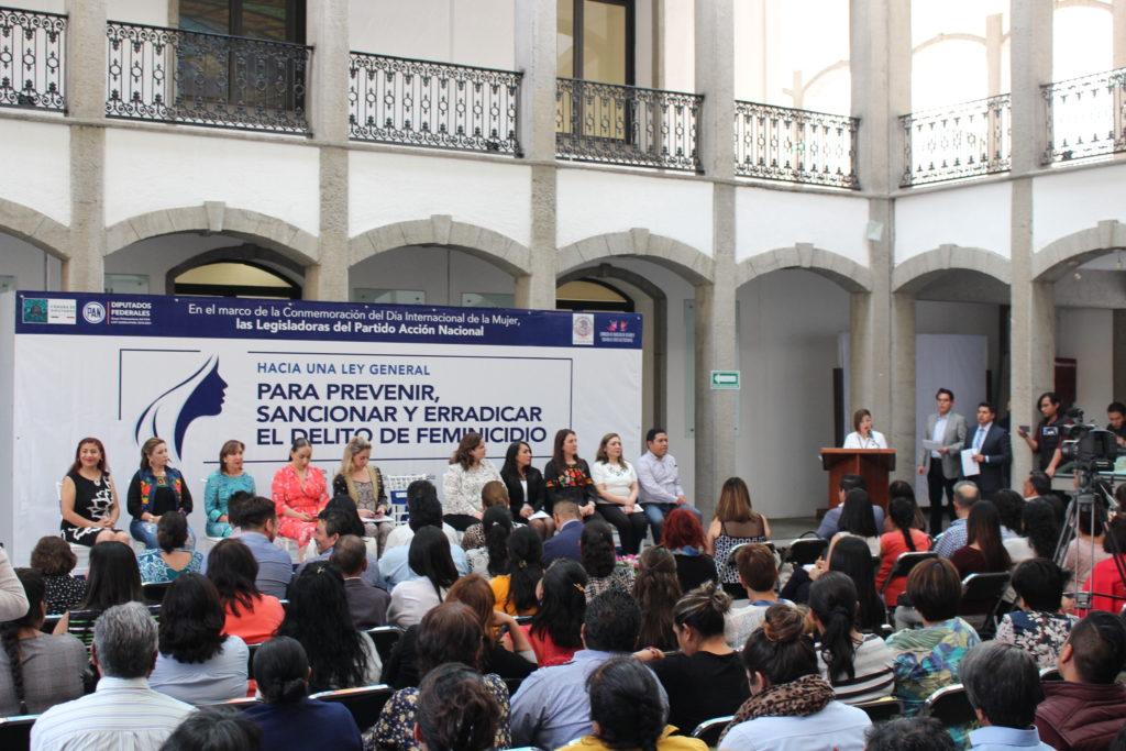 ALBERGA CONGRESO DE TLAXCALA, FORO PARA ARTICULAR LA LEY GENERAL PARA PREVENIR, SANCIONAR Y ERRADICAR EL DELITO DE FEMINICIDIO