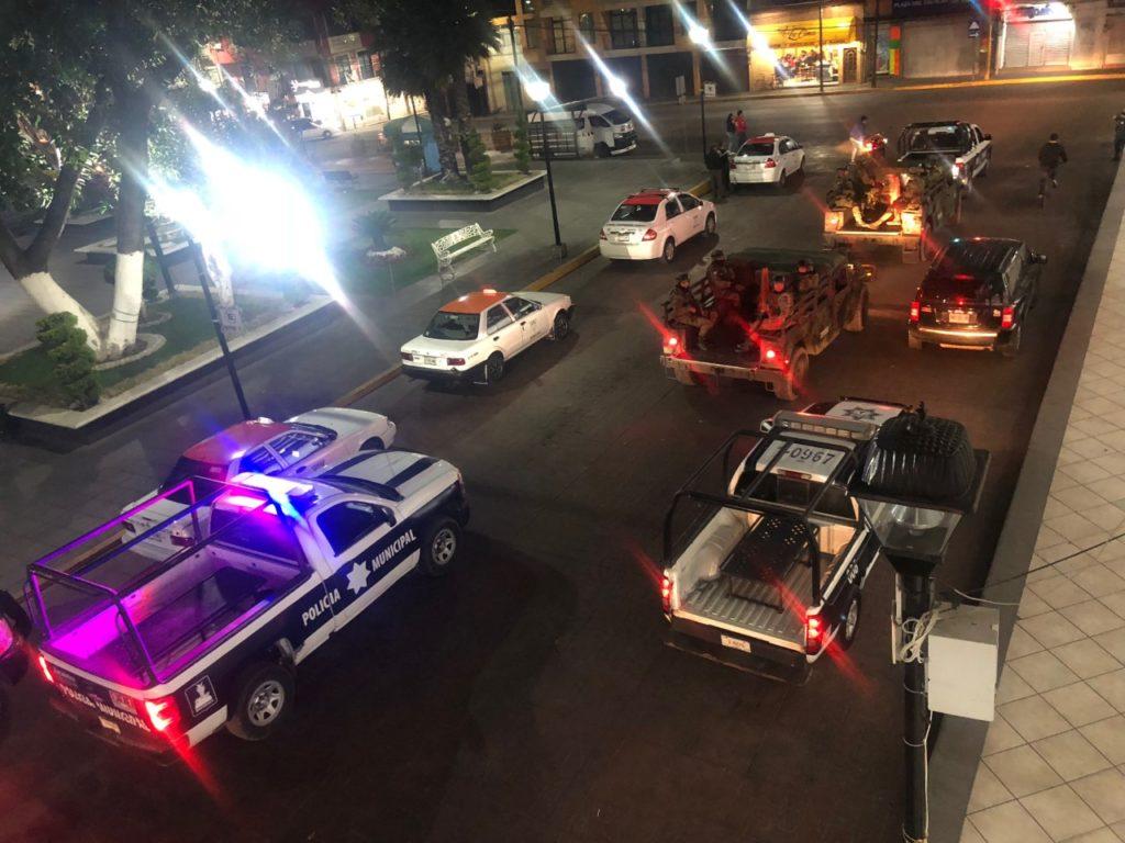 OPERATIVOS DE SEGURIDAD, COSNTANTES Y EXITOSOS EN ZACATELCO