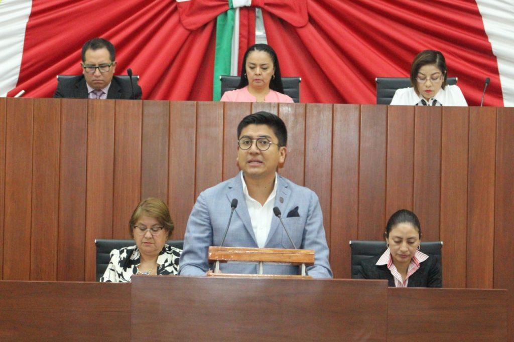 PROPONE MIGUEL ÁNGEL COVARRUBIAS REFORMAR CÓDIGO CIVIL EN MATERIA DE RECONOCIMIENTO DE IDENTIDAD DE GÉNERO