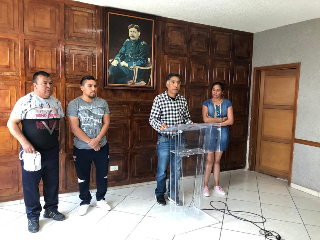INTENTAN DESESTEBILIZAR LA ADMINISTRACIÓN DE JESÚS HERRERA; BUSCANDO CONFRONTACIÓN