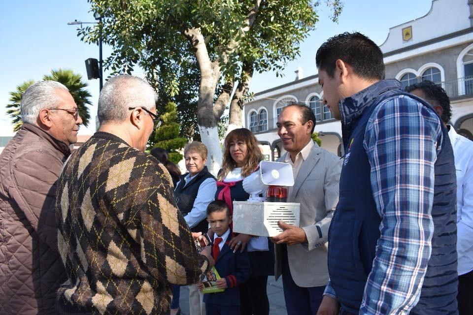 SIGUE DANDO RESULTADOS, LA ESTRATEGIA DE SEGURIDAD EN ZACATELCO