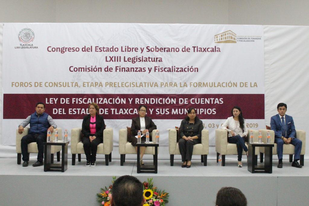 CULMINA CONGRESO DEL ESTADO FOROS EN MATERIA DE FISCALIZACIÓN Y RENDICIÓN DE CUENTAS