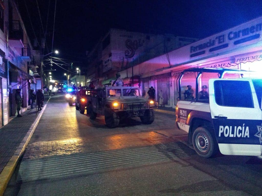 PREVENCIÓN DEL DELITO, CLAVE EN LA ESTRATEGIA DE SEGURIDAD EN ZACATELCO
