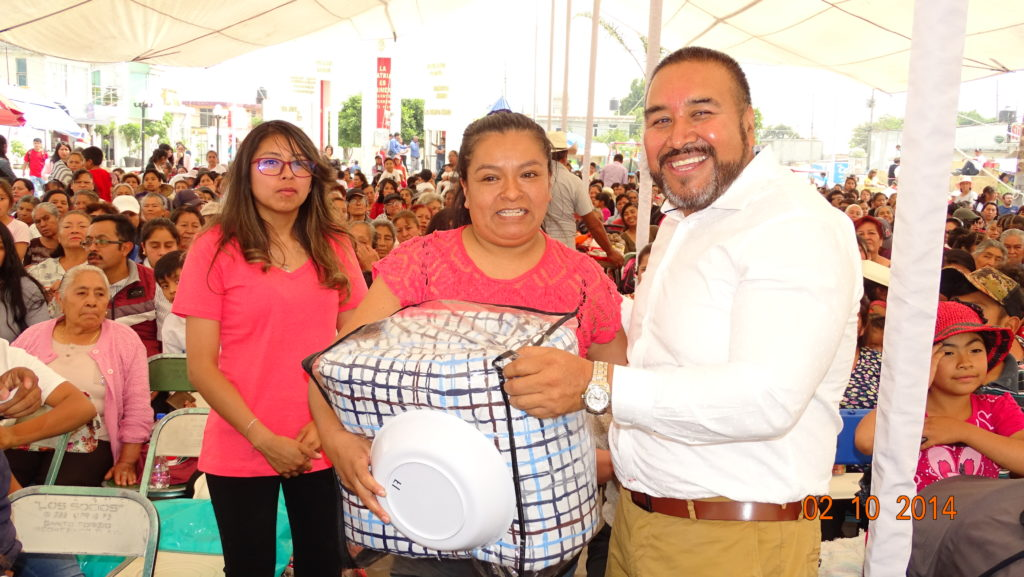 EMOTIVO FESTEJO, REÚNE A MÁS DE 1000 MAMÁS EN XICOHTZINCO