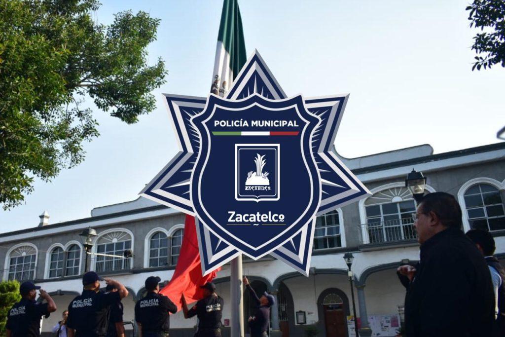 ASUME FUNCIONES NUEVO DIRECTOR DE SEGURIDAD PÚBLICA DE ZACATELCO