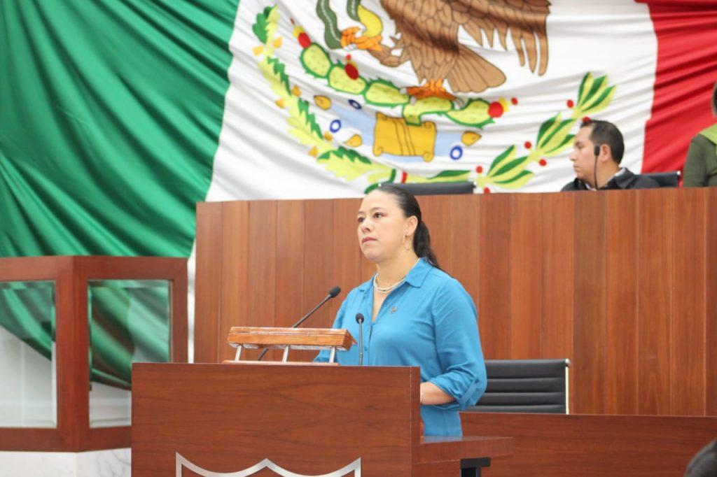 BUSCA DIPUTADA LUZ VERA, PLASMAR EN LA CONSTITUCIÓN LOCAL DERECHOS DE LAS COMUNIDADES INDÍGENAS